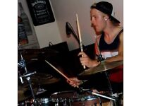DRUMMER AVAILABLE (ANYTHNG ALTERNATIVE)