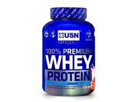 USN Whey Protein Premium 2280 g - 100% PREMIUM !!!!