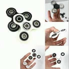 Tri-Spinners Regular, Glowing, Metal