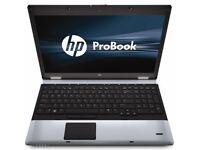 HP 6550 / INTEL i3 2.40 GHz/ 3 GB Ram/ 160 HDD - WINDOWS 7