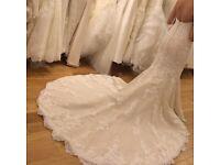 Pronovias princia wedding dress