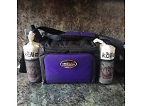 ISO fitness meal prep cooler chill bag