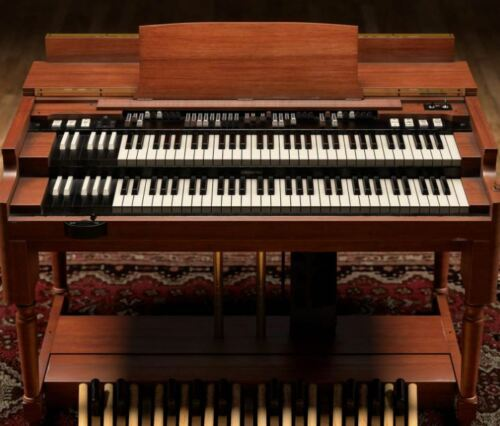 High-Quality Virtual Organ - Hammond B-3X VST Plugin x64 (PC) Full Lifetime