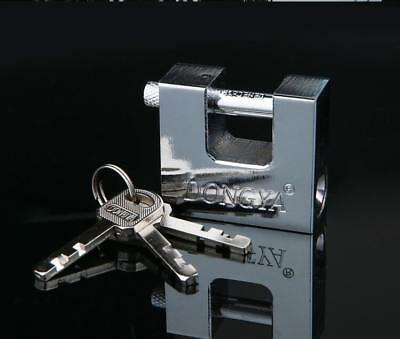 Top Security Shipping Container Garage Trailer Padlock Heavy Duty With 3 Keys