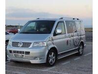 Volkswagen Transporter 1.9 TDI Trendline Panel Van T5 SWB campervan