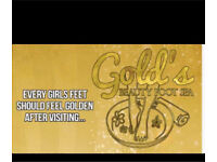 Golds beauty food spa