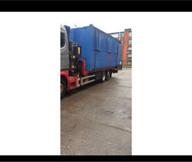 20FT CONTAINER WITH TOILET& KITCHEN