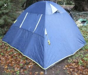 WILD COUNTRY THREE MAN DOME TENT