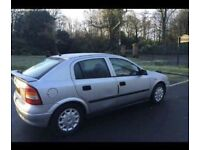 Vauxhall Astra ECO 4 FSH 3 owners