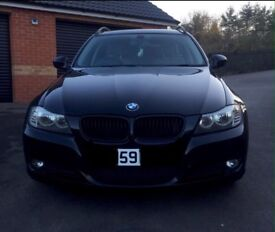 New shape 2010 BMW 3 series 320D es estate touring stunning