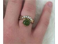 Fashion ring size 18