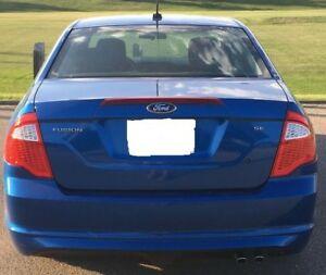 2010 Ford Fusion SE low kms for sale