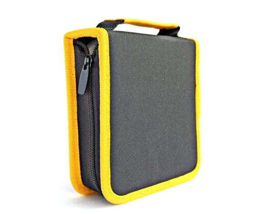 Diese Disc-Taschen ermöglichen einen sicheren Transport bei angenehmen Tragekomfort