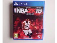 NBA 2k16 - PS4 Playstation 4