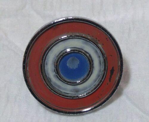 1968~1974 AMC JAVELIN SST SAIL PANEL OEM BULLSEYE EMBLEM