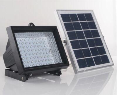 Massive 5W 60 LEDs Solar Flood Light for Signs, Garden, Parks Lidcombe Auburn Area Preview