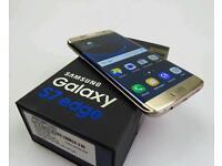 Samsung Galaxy S7 Edge in Gold