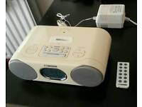 Docking station for iPhone