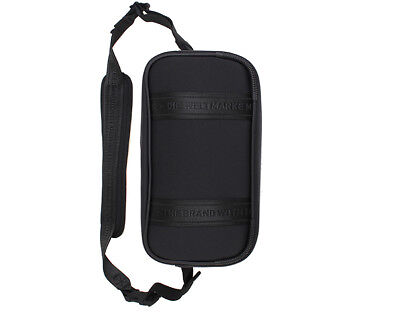 9630a776b adidas Originals NMD Cross Body Bag Pouch Black Zipper 3 Stripes Gym Sack  BR4668