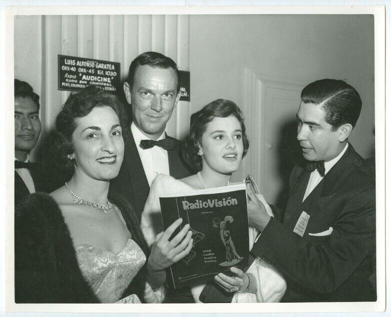 ROSSANA PODESTA original movie photo 1956 HELEN OF TROY