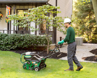 Lush Lawns - Rolling & Aeration Services
