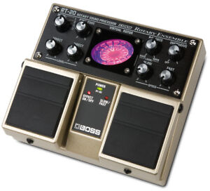 BOSS RT-20: Rotary Ensemble