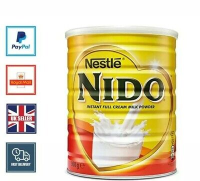 Nestle Nido Cream Full Milk Powder Nutritious- 400g uk seller,fast dispatch