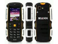 MANN unbreakable mobile phone