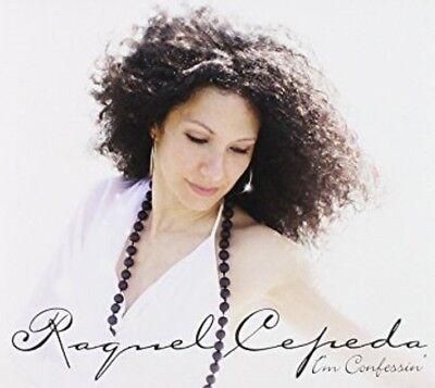 NEW UNSEALED I'm Confessin' [audioCD] Raquel Cepeda DIGIPAK