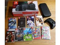 Nintendo Switch Bundle 《No Swaps》