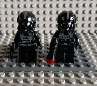 Lego Star Wars minifigures - 2 V-Wing Pilots