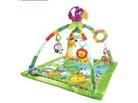 playmat baby fisher price