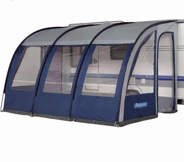 Liberty Leisure Como 390 Porch Awning In Plympton Devon