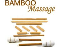 Warm Bamboo Massage Therapy