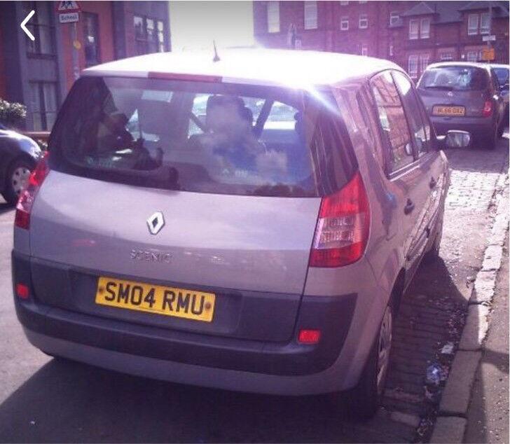 Renault Scenic Quick Sale £200
