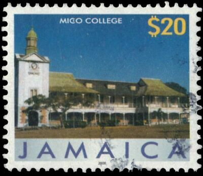 "JAMAICA 1040a - Architecture ""Mico College"" 2008 Imprint (pa90165)"
