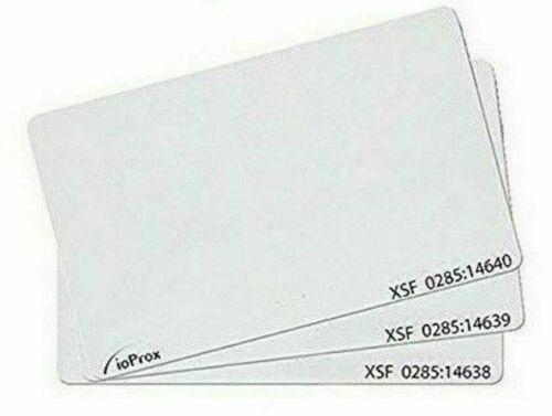 (QTY 50) Kantech P20DYE ioProx XSF/26 bit Identification Proximity Cards CODE 40