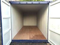 Self Storage Containers FOR RENT near HITCHIN - from 80sq ft - £18 p/w