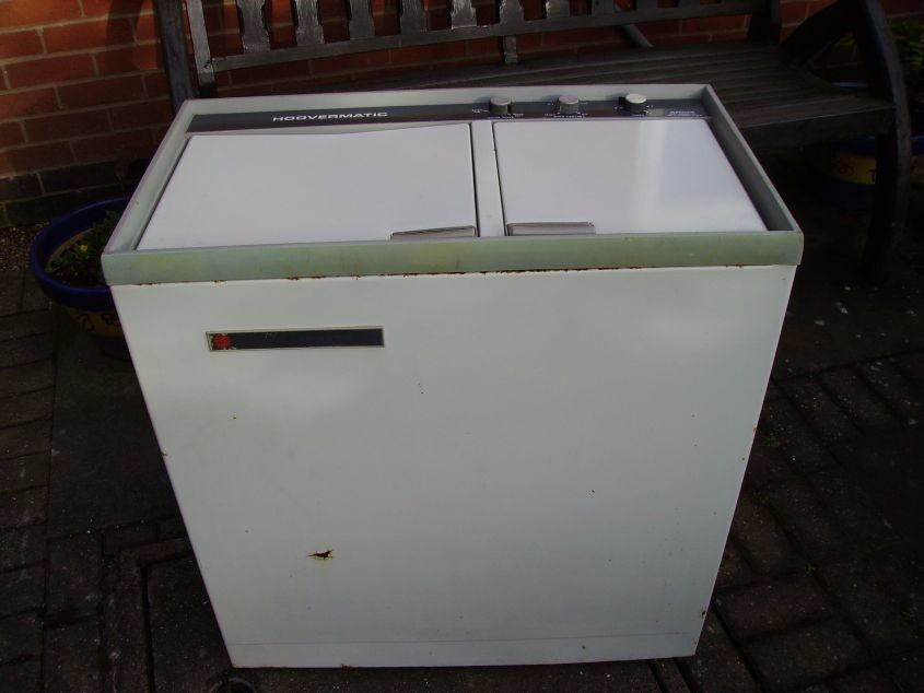 Hoover Twin Tub Washing Machine Model 3310E | in Leicester ...