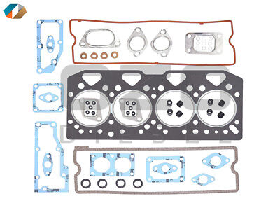 U5lt0178 Head Gasket Set Fits Perkins 1004.4 1004.4t Cat 3054t 177-3310