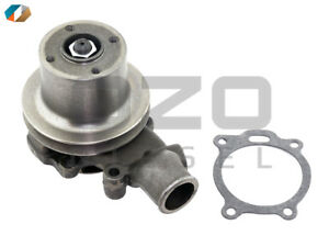 3b97149ff33 U5MW0108 WATER PUMP Fits Perkins 4.236 4.248 With Pulley