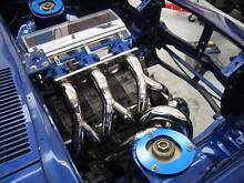 Custom made tubular exhaust manifolds and headers Albany Creek Brisbane North East Preview