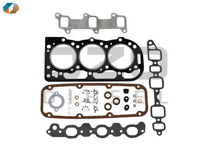Cfpn6008b Head Gasket Set Fits Ford Tractor 3 Cyl. 4000 4600