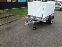 CAMPING TRAILER BRAND NEW 750KG - UNBRAKED