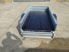 NEW Car trailer camping 750kg