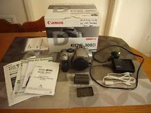 Canon 300D Rebel Digital SLR Camera Body with accessories Fawkner Moreland Area Preview