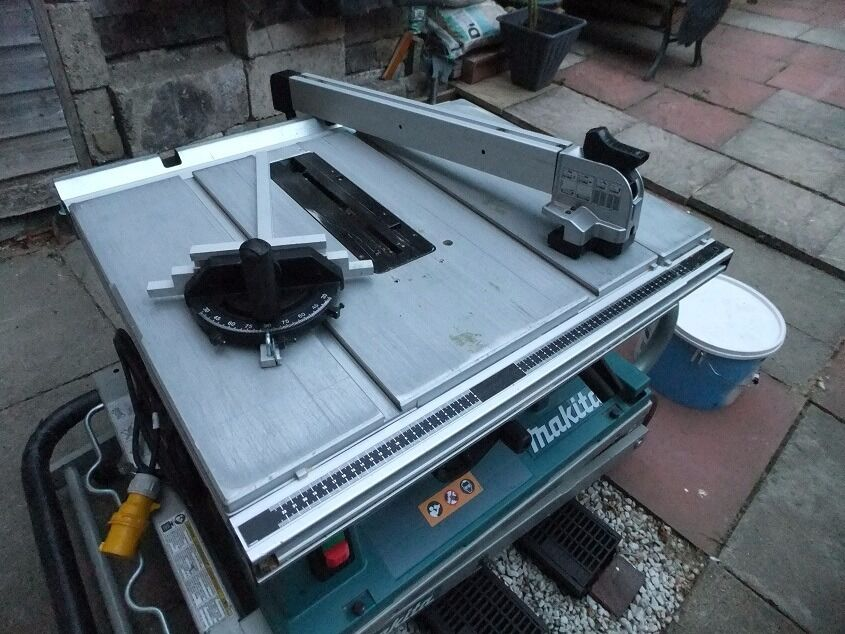 makita table saw mlt100 manual