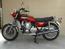 Suzuki RE5 Rotary 1975, beautiful original running bike. Oatlands Parramatta Area Preview