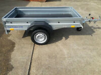 NEW Car Trailer Camping 750kg 6FT X 4FT ( 207cm x 115cm )
