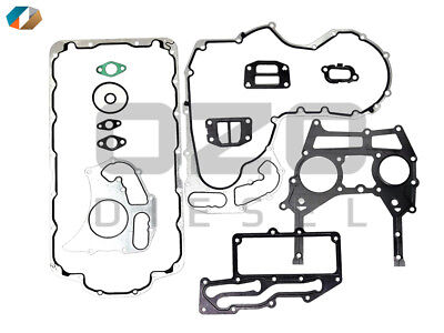 U5lb0381 Lower Gasket Set Fits Perkins 1104 Industrial  Cat 3054 Ref 237-5942
